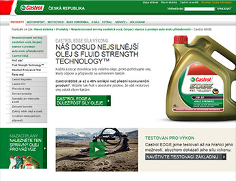 Lubricant plans for Castrol